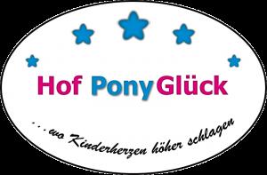 Logo Hof PonyGlück