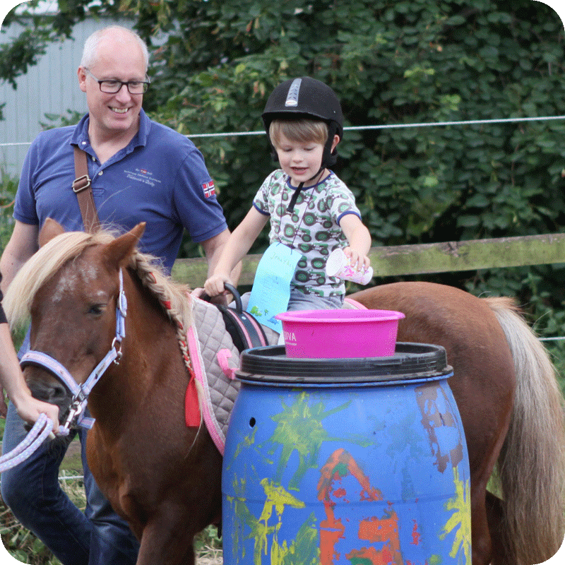 Sommerfest Hof PonyGlück 2016