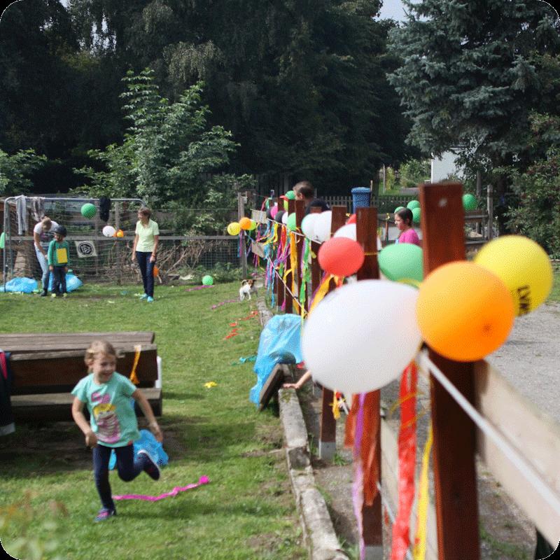 Sommerfest Hof PonyGlück 2015